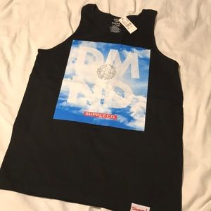 Diamond Supply Tank Top
